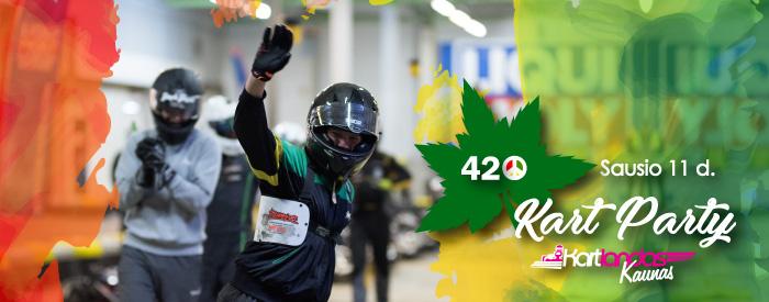 420-Kart-Party-Kartlandas